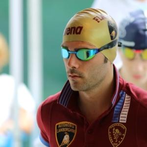 Vincenzo Boni - Lodi 2017. Paraswimming Italian Championship. Gold Medal