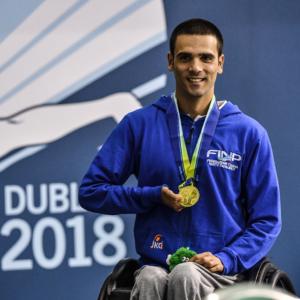 Dublino, 13/19 agosto 2018 Campionati Europei WPS Dublino2018 nella foto: BONI Vincenzo Foto Augusto Bizzi